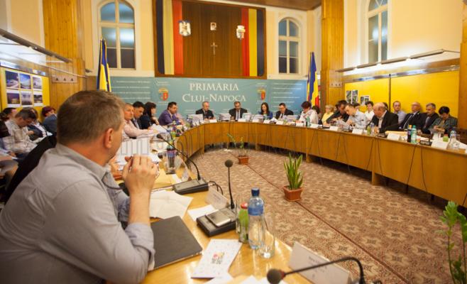 Ultima ședință de Consiliu Local, 17 mai 2016