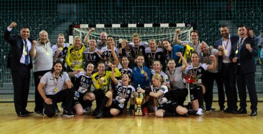 CSM București câștigă Cupa României la handbal feminin – GALERIE FOTO
