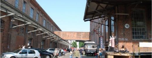 În partea de vest a oraşului Leipzig zona industrială se întinde pe 90 de hectare. Clădirile au fost renovate, iar acum zeci de companii îşi desfăşoară activitatea acolo. Sursa foto: leipzig.travel