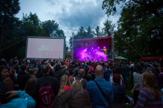 Sute de persoane la evenimentele din cadrul TIFF organizate la Castelul din Gilău – GALERIE FOTO
