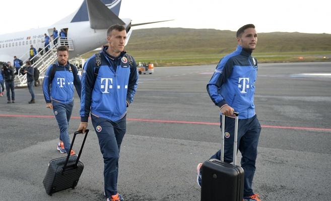 Delegația echipei naționale a României a plecat la Euro 2016