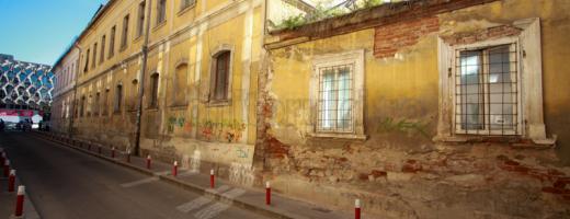 Supraimpozitarea cu 500% a clădirilor degradate din centru, efect zero?