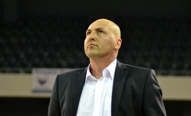 Marcel Țenter a plecat de la U-BT Cluj. Cine este noul antrenor principal?