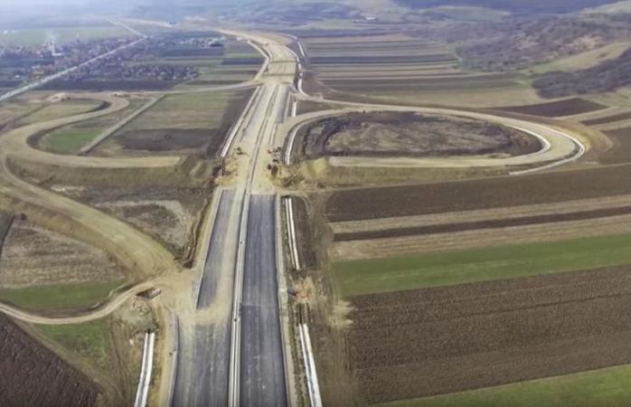 Două loturi din Autostrada A10 Sebeș -Turda, deblocate