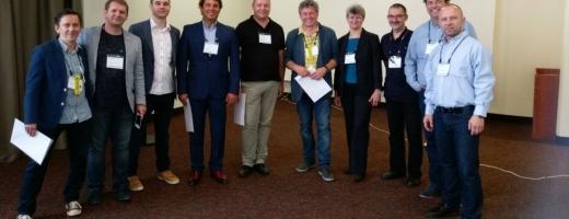 Doctorii Mihai Roman și Radu Fleacă, lectori la cel mai solicitat curs de ortopedie din țară