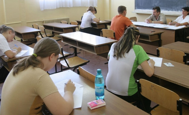 Clujul, locul doi pe țară la Evaluarea Națională