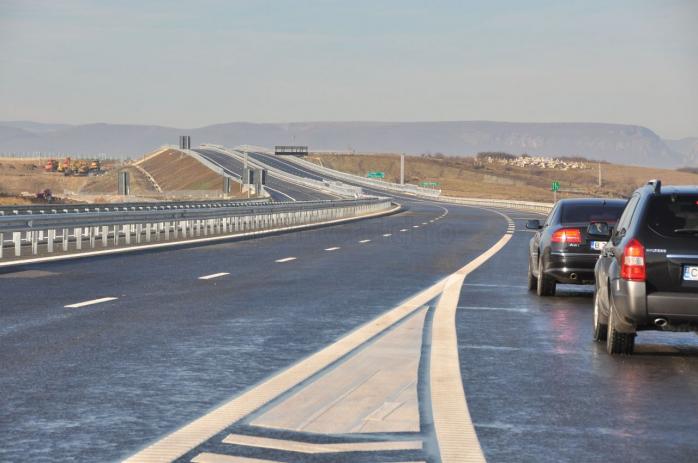 260 km noi de autostradă în România, până în 2018