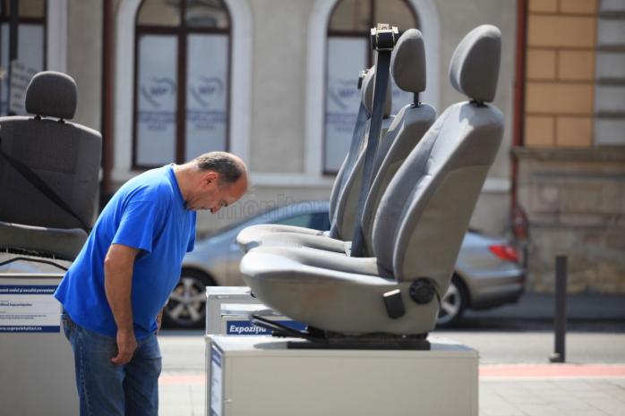 Povestea tristă a lui Cupy, scaunul de maşină pe care a murit Sorana