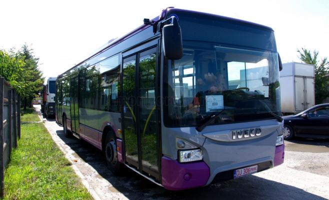 Se suplimentează autobuzele CTP spre Agro Transilvania