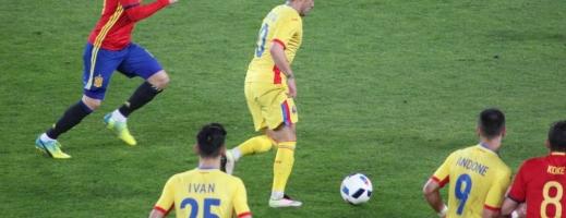 Cluj Arena a găzduit în acest an amicalul România - Spania