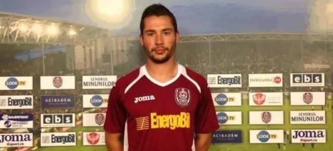 Mijlocaşul Jakolis pleacă de la CFR Cluj la Steaua