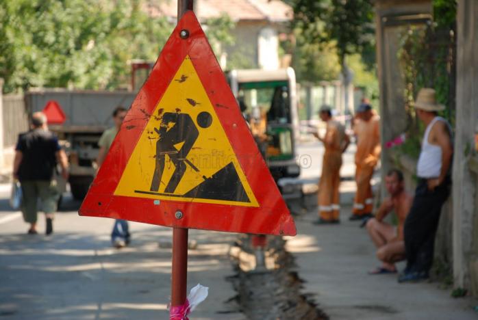 Unii clujeni sunt nemulțumiți de unele șantiere din Cluj-Napoca.
