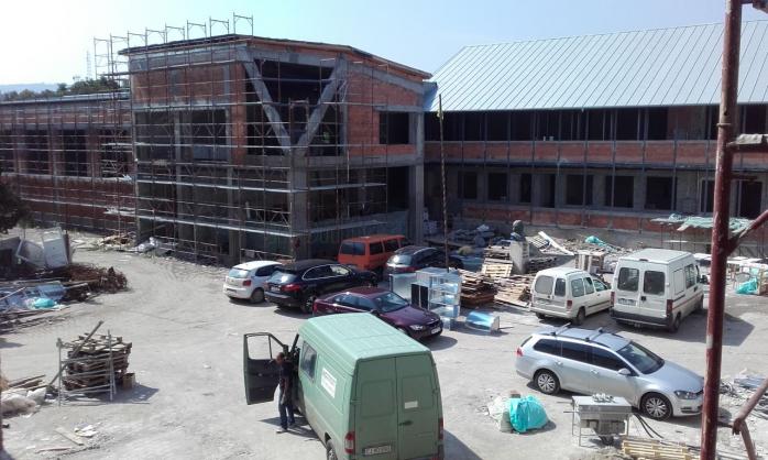 Lucrările la Liceul Mihai Eminescu vor fi gata abia în decembrie