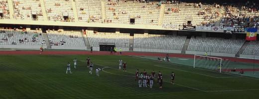 U Cluj a învins CFR Dej cu 7-0 în al doilea meci din Liga a IV-a