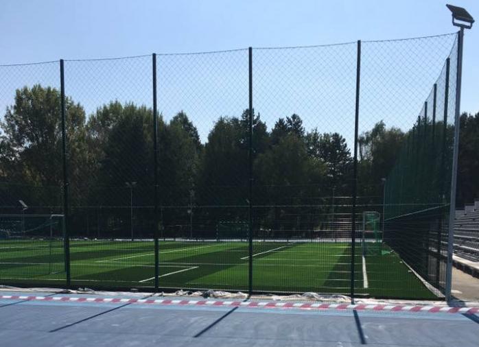 Sportul se mută în Gheorgheni. Un nou loc de recreere pentru clujeni