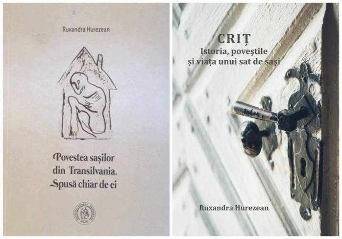 Dublă lansare de carte sub semnătura Ruxandrei Hurezean