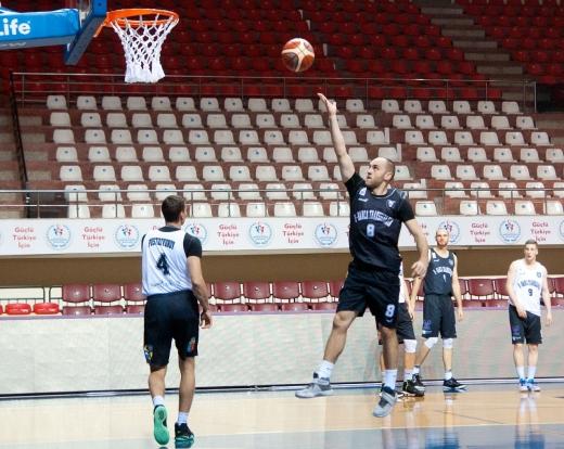 U-BT Cluj a susținut marți un antrenament în Turcia. FOTO Șandor Manases / u-bt.ro