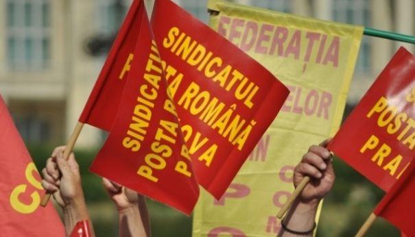 Protestul poștașilor a afectat mai multe județe din regiunea Nord-Vest. Foto: ARHIVĂ