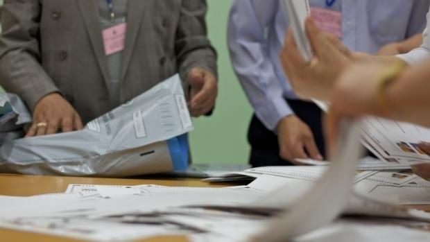 La urnele organizate la Cluj pentru alegerile din Republica Moldova au votat 1329 de alegători.