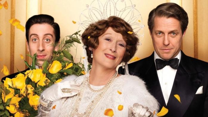 Filmul Florence, cu Meryl Streep şi Hugh Grant în rolurile principale, poate fi vizionat vineri, 4 noiembrie, de la ora 20.00, la Cinematograful Victoria. Sursa foto: Cinemateca TIFF