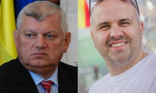 Cornel Itu şi Emanuel Ungureanu