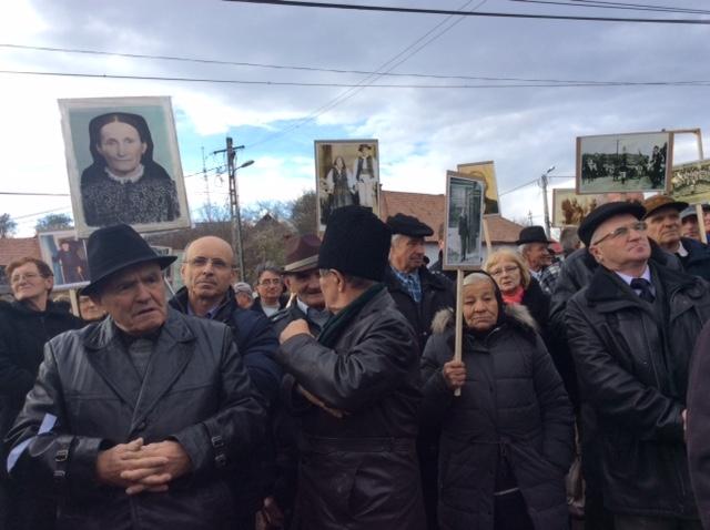 protest Feleacu