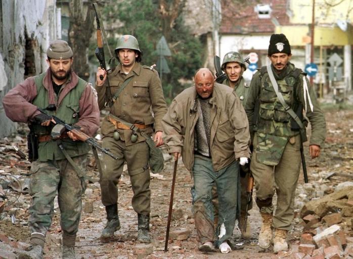 Războiul din fosta Iugoslavie a fost alimentat de mesaje extremiste.Sursa foto: theoutlook.com.ua