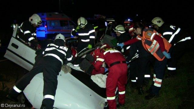 accident Bunesti sursa foto dejeanul.ro