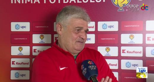 Ioan Andone pregăteşte Dinamo din mai 2016. FOTO dolce-sport.ro