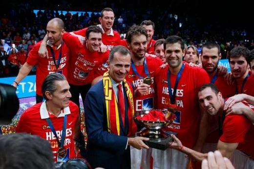 Spania a câştigat titlul european în 2015. FOTO Sportskeeda