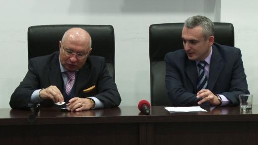 Mihai Lucan si Dan Luscalov foto transilvaniareporter.ro
