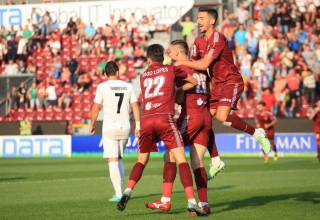 Primul joc al clujenilor din 2016 în Liga 1 va fi acasă cu Steaua
