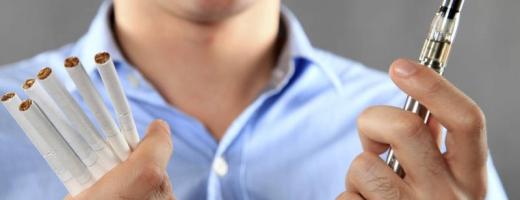 Tigarile electronice mai sigure pentru sanatate decat fumatul traditional