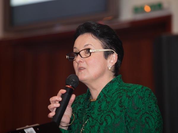 Lucia Morariu, CEO Eximtur
