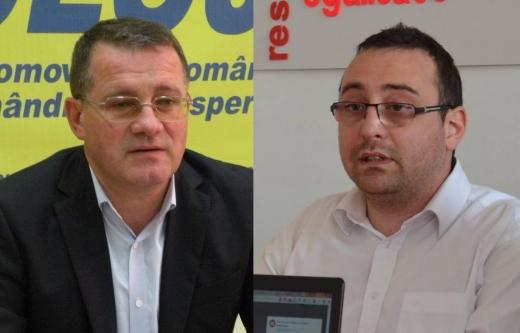 Deputaţii Adrian oros şi Horia Nasra au păreri împărţite în privinţa organizării refrendumului