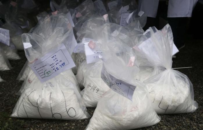Transport cocaina