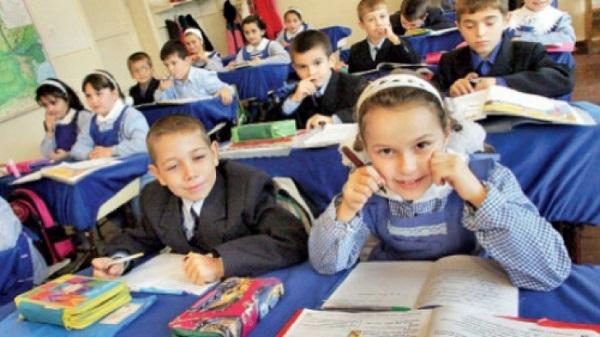 Incepe inscrierea copiilor la scoli