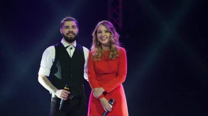 Alex Florea si Ilinca Bacila foto Ioana Hameeda