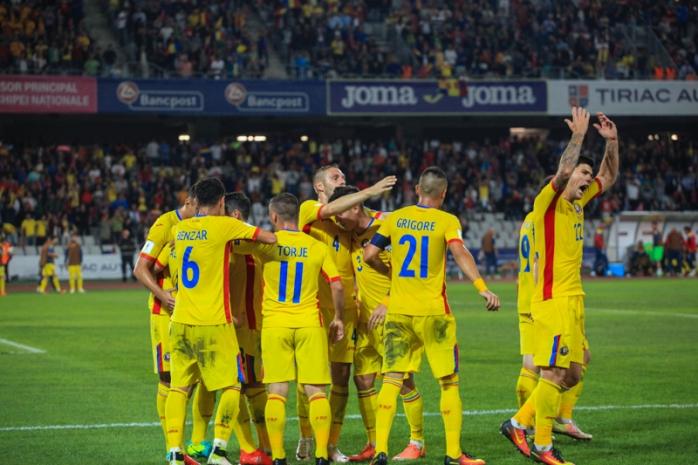 România are nevoie cu Danemarca de un rezultat mai bun decât egalul cu Muntenegru din toamna trecută. Arhivă Monitorul