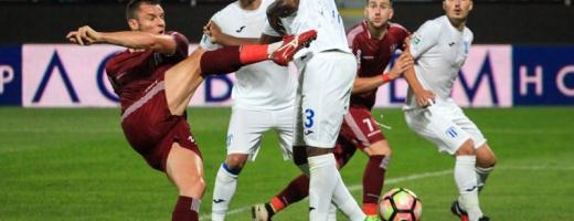 Cristi Bud a marcat în ultimul meci din Bucureşti cu Steaua