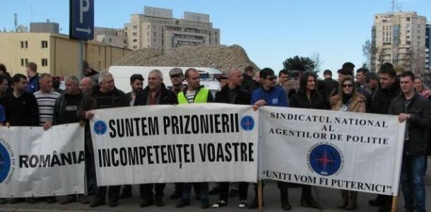 protest politisti sursa foto aktual24.ro