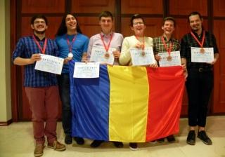 Totți studenții de la UT, care au participat la olimpiada au primit premii