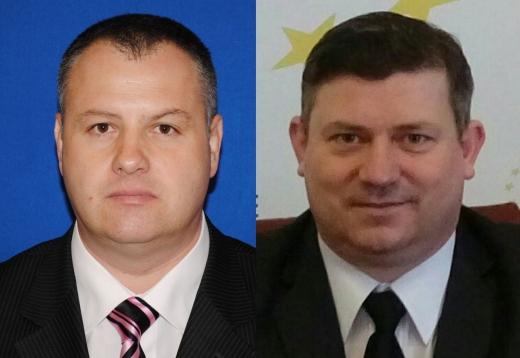 Mircea Irimie şi Vicenţiu Ştir