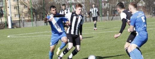 Lemac are 33 de goluri la Universitatea Cluj în acest sezon. FOTO Dan Bodea / fcuniversitateacluj.ro