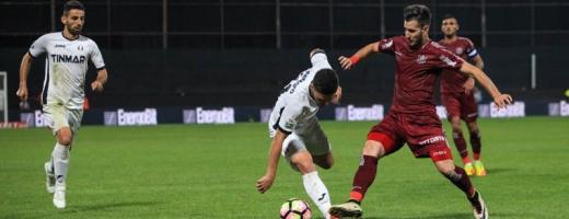 Pentru CFR Cluj urmează meciul cu Astra vineri în Gruia. FOTO Arhivă