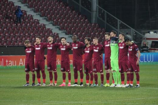 CFR Cluj ar urma să îşi reînnoiască echipa sezonul viitor