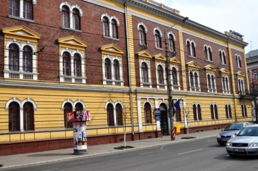 Direcţia Generală Regională a Finanţelor Publice Cluj-Napoca.