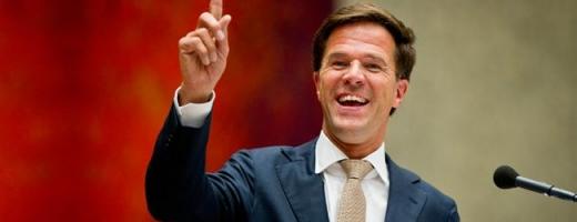 Premierul Mark Rutte si-a exprimat satidfactia fata de rezultatul alegerilor din Olanda