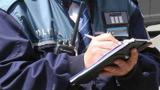 O mare  parte a politistilor din Cluj nu mai dau amenzi rutiere