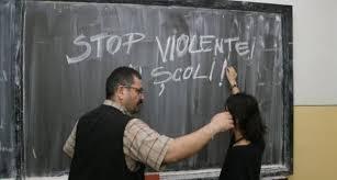 Violenţa este interzisa in scoli